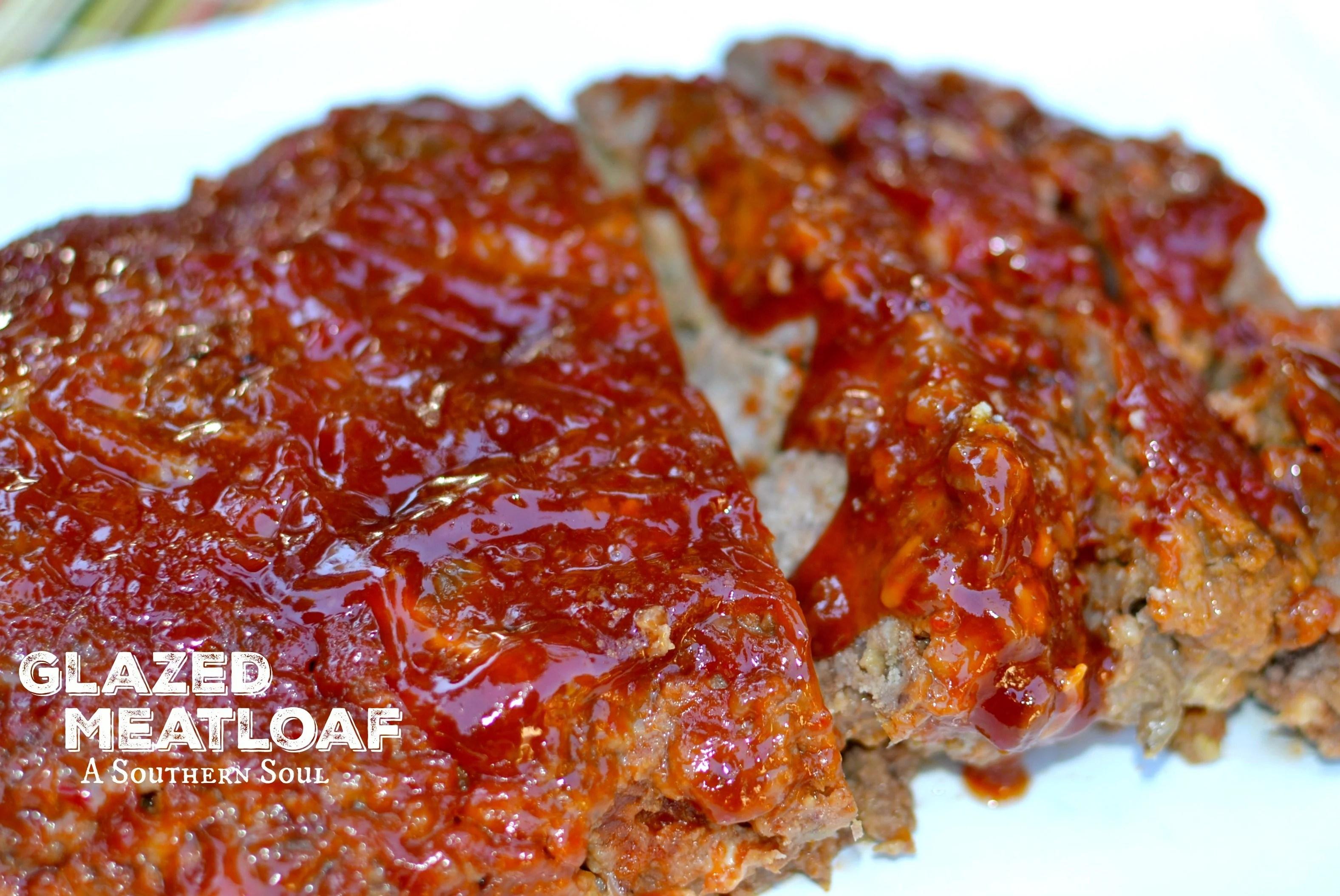 Eye Glazed Meatloaf A Sourn Soul Pioneer Woman Meatloaf Without Bacon Pioneer Woman Meatloaf Pan nice food Pioneer Woman Meatloaf