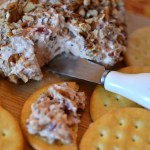 Spicy Cranberry Cheese Ball