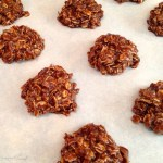 Chocolate Oatmeal NO-BAKE Cookies