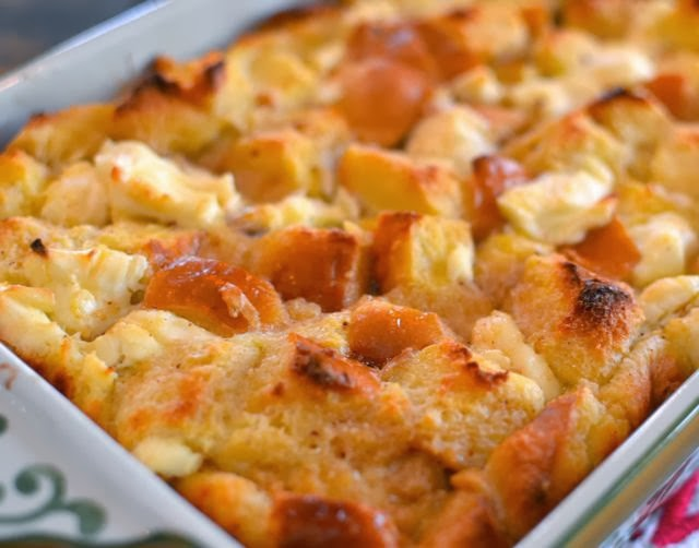 A Southern Soul | French Toast Bread Pudding