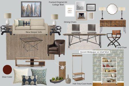 interior design inspiration board edesign lite a space