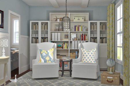 home liry design ideas