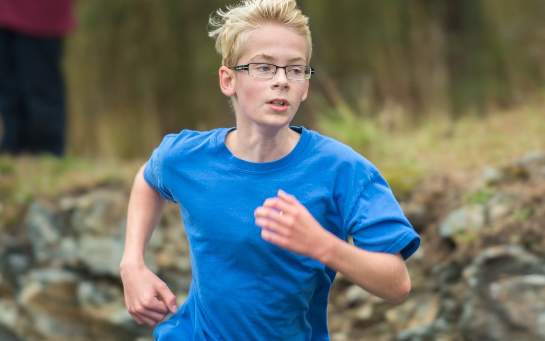 Aspengrove Hosts Cross Country Race