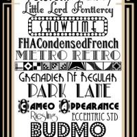 Free 1920's Fonts