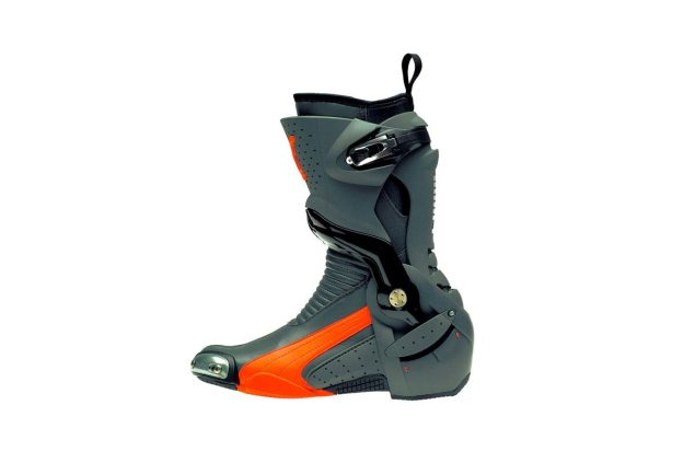 Puma Expands Motorcycle Gear Product Line puma motorcycle boot 635x423