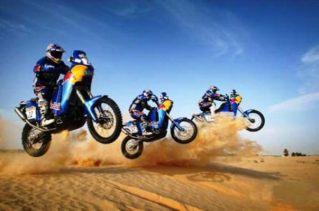 Argentina Chile Dakar Rally 2009 dakar rally 2