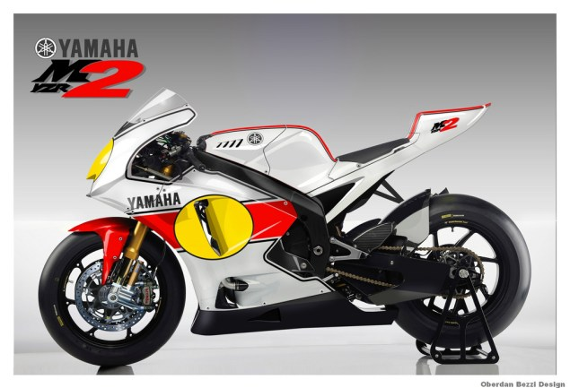 Yamaha Building A Moto2 Contender? yamaha m2 oberdan bezzi moto2 635x433