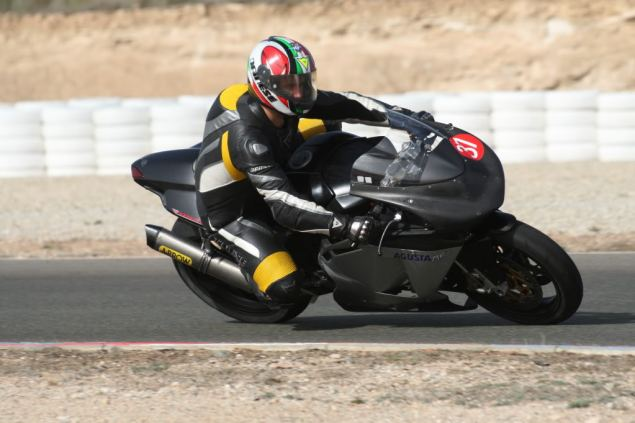 MV Agusta F3 Caught Spied Lapping at a Track Day? MV Agusta F3 Almeria trackday 3 635x423