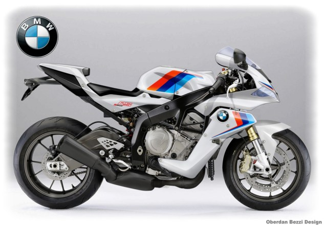 BMW S1000RS: Oberdan Bezzi Continues Evolving the S1000RR in Naked Form Oberdan Bezzi BMW S1000RS Clubracer 635x440