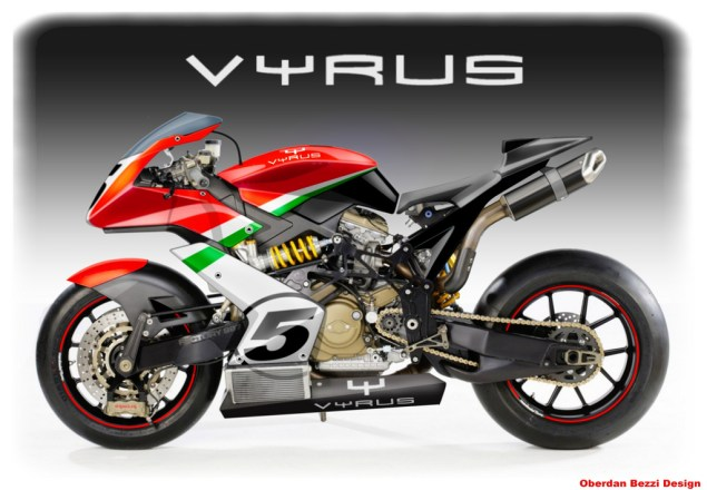 Vyrus Street and Superbike by Oberdan Bezzi Oberdan Bezzi Vyrus Superbike race motorcyclejpg 635x440