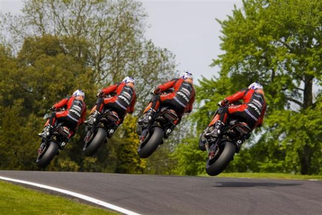 Video: Josh Brookes Shows Us the Fastest Line over The Mountain at Cadwell Park Josh Brookes the mountain caldwell park