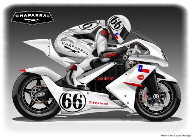 Concept: Chaparral A1 e Racer by Oberdan Bezzi Oberdan Bezzi Chaparral A1 e Racer 1 635x449