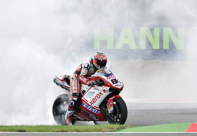 Official: Michel Fabrizio to Alstare Suzuki Michel Fabrizio World Superbike Ducati burnout 635x438