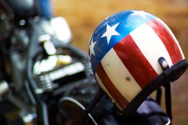 Oregon Considers No Helmet Law Captain America Helmet 635x422