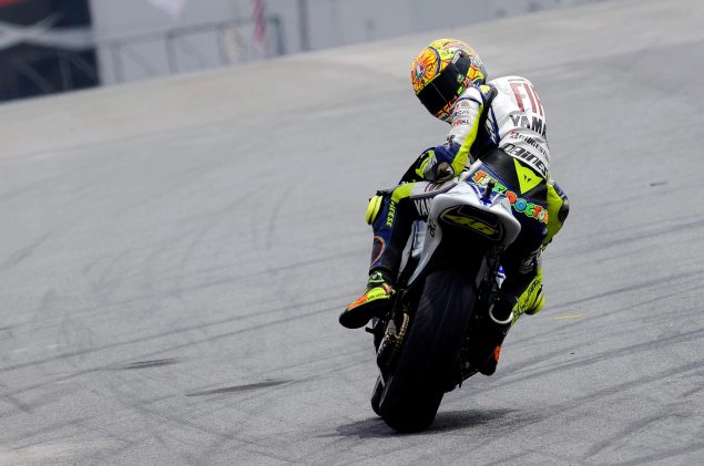 One on One: Valentino Rossi & Masao Furusawa Valentino Rossi Malaysia Yamaha 635x421