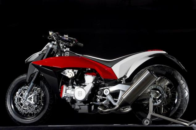 Confirmed: 2012 Husqvarna Street Bike to Debut at EICMA husqvarna mille 3 concept 7 635x422