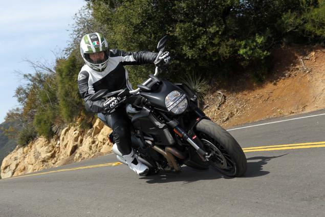 Ride Review: 2011 Ducati Diavel Ducati Diavel ride review LA launch 1 635x423