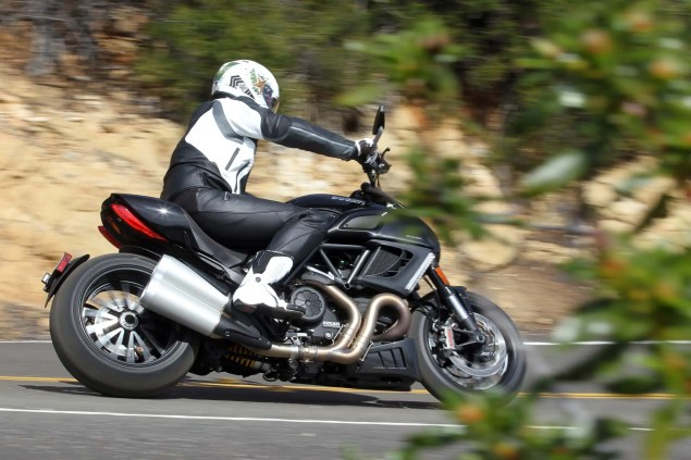 Ride Review: 2011 Ducati Diavel Ducati Diavel ride review LA launch 13 635x423