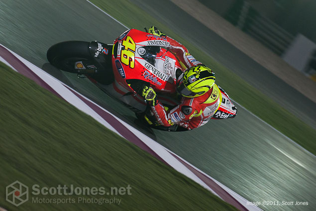 Monday Testing at Qatar with Scott Jones MotoGP Qatar test day two Scott Jones 11