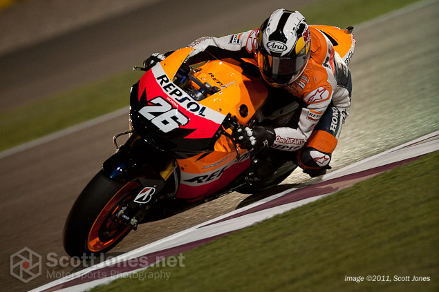 Monday Testing at Qatar with Scott Jones MotoGP Qatar test day two Scott Jones 13