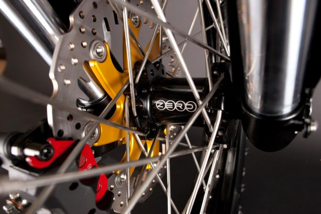Officially Official: Neal Saiki out at Zero Motorcycles Zero Motorcycles wheel hub 635x423