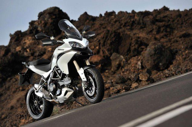 Recall: Ducati Multistrada 1200 & Ducati Diavel 2011 Ducati Multistrada 1200 635x422