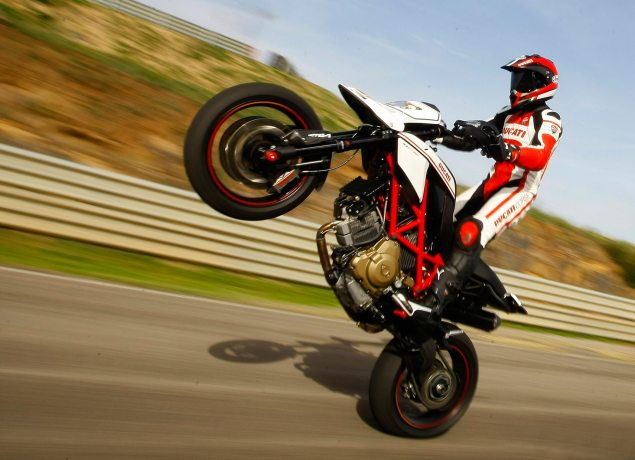Ducati North America Reports 68% Sales Growth for Q1 2011 Ducati Hypermotard 1100EVO SP 635x460
