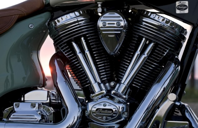 Polaris Acquires Indian Motorcycle Indian Motorcycle cylinders 635x412
