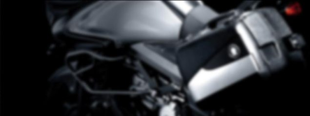 Even More Teasers of the New Suzuki V Strom 2012 Suzuki V Strom teaser 3 635x238