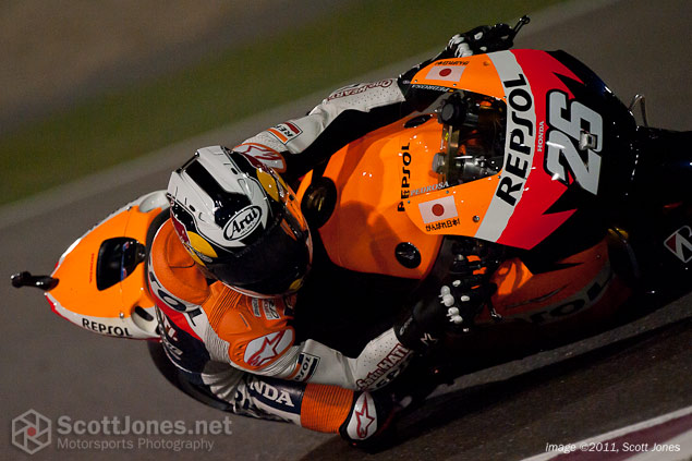 Dani Pedrosa Has Shoulder Surgery...Yet Again Dani Pedrosa Qatar GP Scott Jones