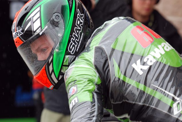 WSBK: Rain Causes Crash Filled Superpole at Misano Tom Sykes WSBK MMP 635x4251