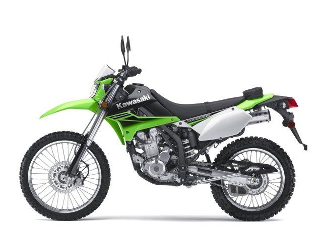 Recall: Kawasaki KLX 250 2010 Kawasaki KLX 250 635x476