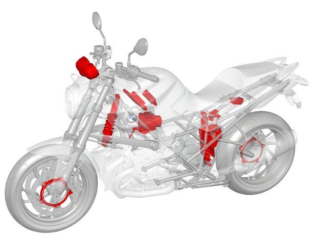 BMW Motorrad Dynamic Damping Control BMW Motorrad Dynamic Damping Control suspension 7 635x489