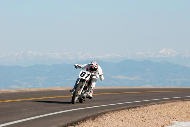 Pikes Peak to be Fully Paved by 2012 PIkes Peak Gravel Pit 635x425