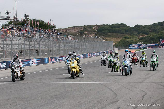 Sunday at Laguna Seca with Scott Jones Sunday Scott Jones Laguna Seca 20