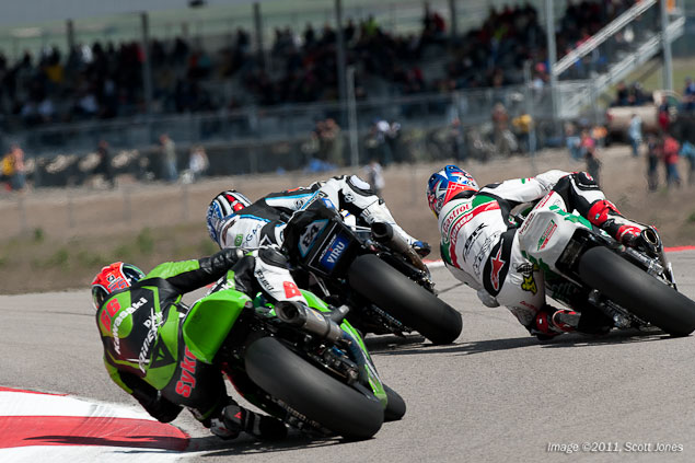 WSBK: Kawasaki Taking Bids for New Factory Backed Team monday wsbk miller motorsports park scott jones 17