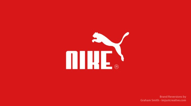 Brand Confusion? Brand Reversion by Graham Smith nike puma reversion1 635x352
