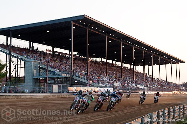 Indy Mile Flat Track Grand National Cancelled Indy Mile Grand National