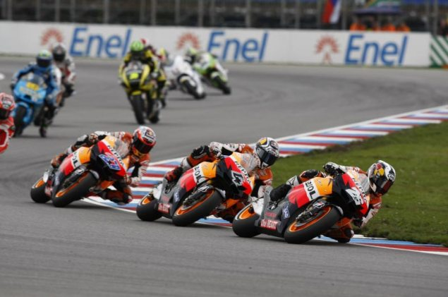 MotoGP: Decisive Racing at the Czech GP Repsol Honda Czech GP race 635x421