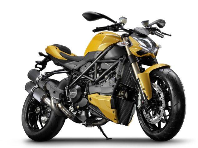 2012 Ducati Streetfighter 848 2012 Ducati Streetfighter 848 6 635x475