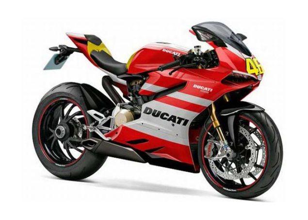 Ducati Superbike 1199 to Get Significant Price Increase Ducati Superbike 1199 Superquadrata Valentino Rossi 635x453