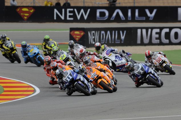 MotoGP: MotoGP Race Results from the Aragon GP MotoGP Aragon GP start 635x423