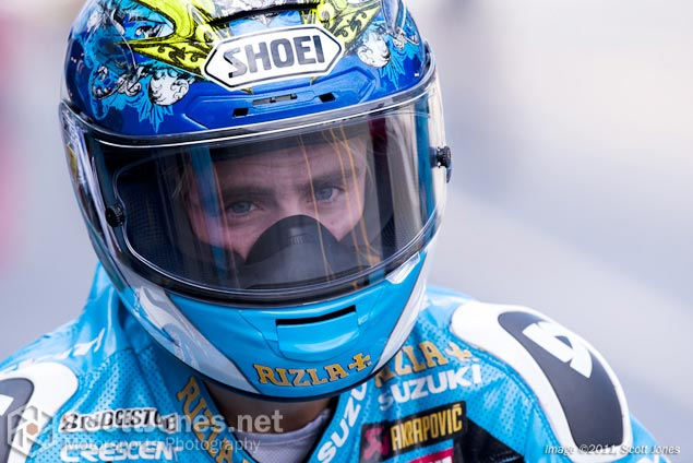 Photo of the Week: Unsung Hero photo of the week Alvaro Bautista hero Scott Jones