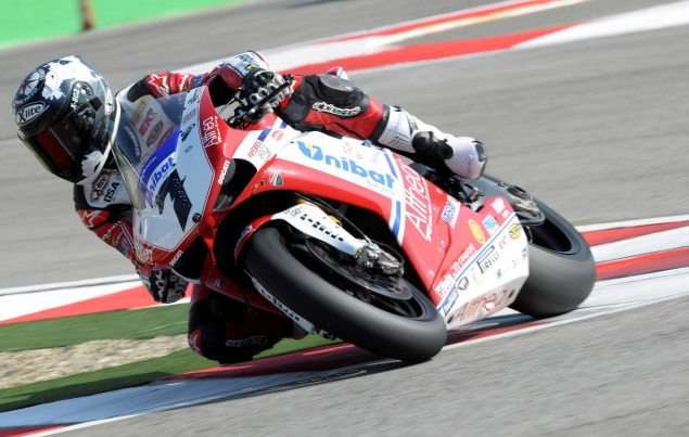 World Superbike Updates Its 2012 Provisional Calendar Carlos Checa Althea Ducati 635x403