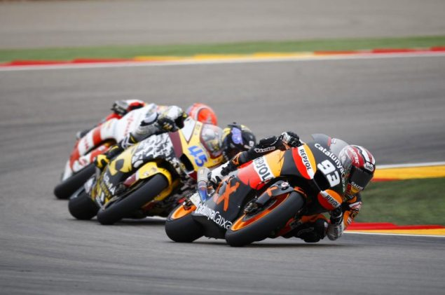 FIM Announces Official Moto2 & Moto3 Entries for 2012 Marc Marquez Moto2 Aragon 635x421