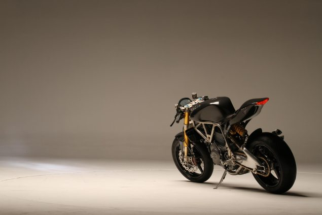 NCR M4 ONE SHOT   Ducati Monster Lovers, Your Christmas Has Been Ruined NCR M4 ONE SHOT 635x423