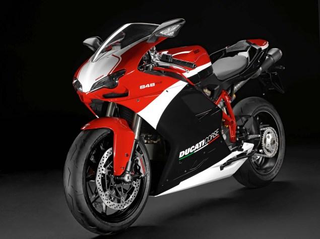 2012 Ducati Superbike 848 EVO Corse Special Edition 2012 Ducati Superbike 848 EVO Corse Special Edition 04 635x475