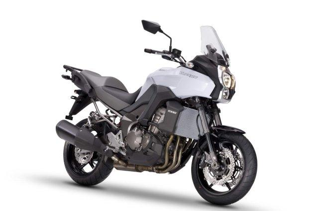 2012 Kawasaki Versys 1000   The Z1000 Adventure Sport 2012 Kawasaki Versys 1000 1 635x423
