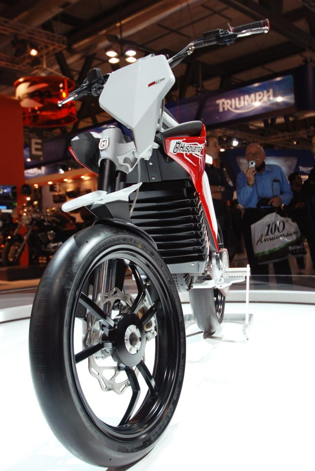 Up Close with the Husqvarna E Go Concept Husqvarna E Go EICMA 03 635x948