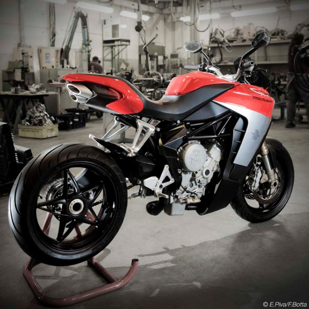 Get Ready for the MV Agusta Turismo Veloce 800 MV Agusta Tricruiser concept 02